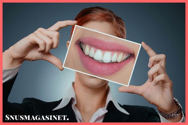 Snus og tannkjøtt – tannlommer og snusleppe
