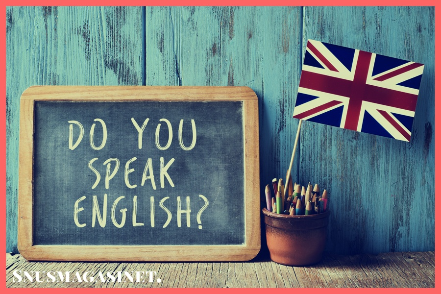 Snus på engelsk