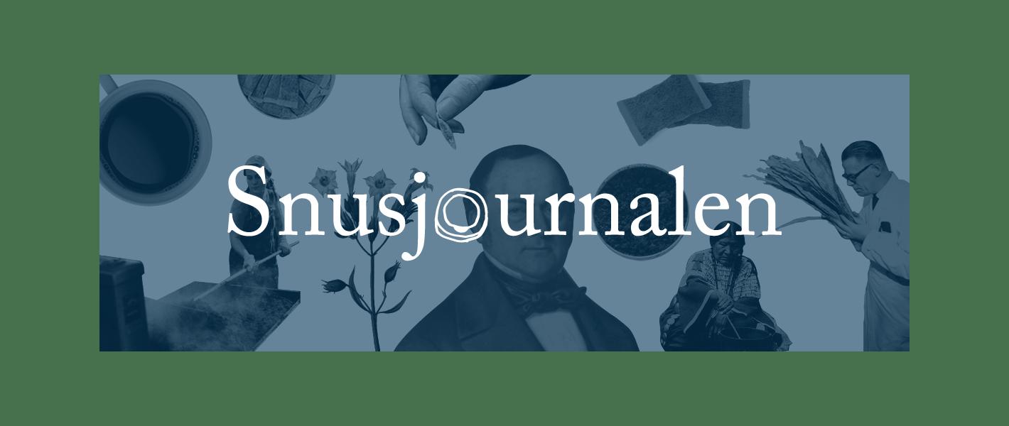 Snusjournalen - nyheter og informasjon om snus